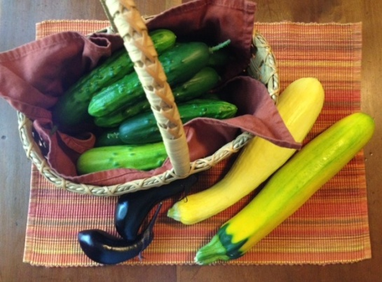 August Harvests